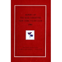 Report of the Race Committee New York Yacht Club 1980