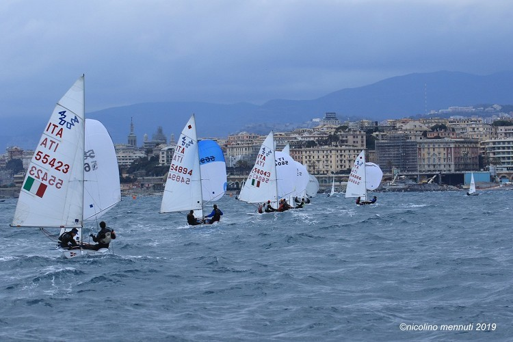 International Genova Winter Contest