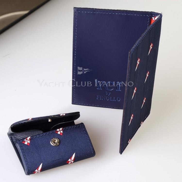 5f305c93a6 Boutique: portafoglio smoking e portamonete finollo