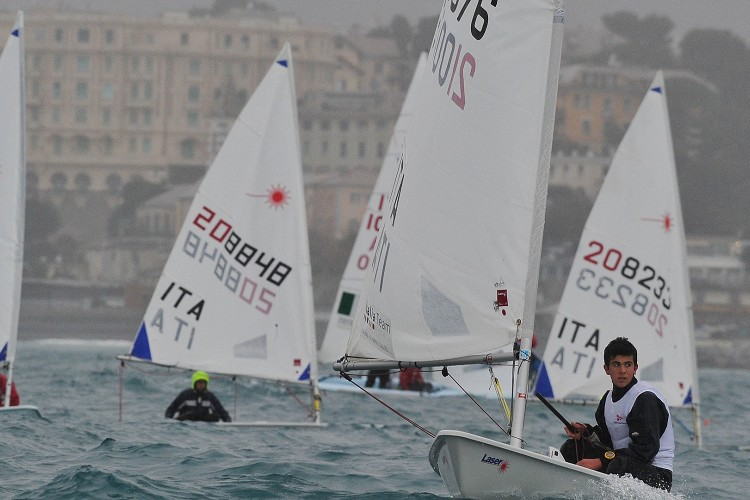 International Genoa Winter Contest