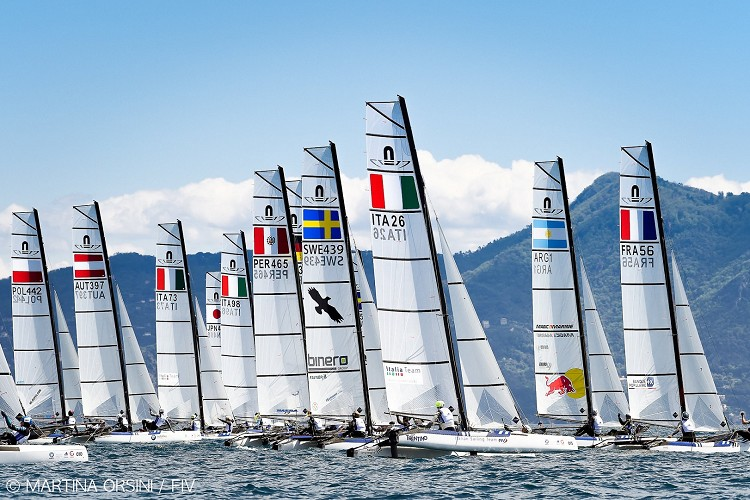 Hempel World Cup Series – Genova 2019 ...