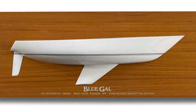 Blue Gal (Baltic 42)