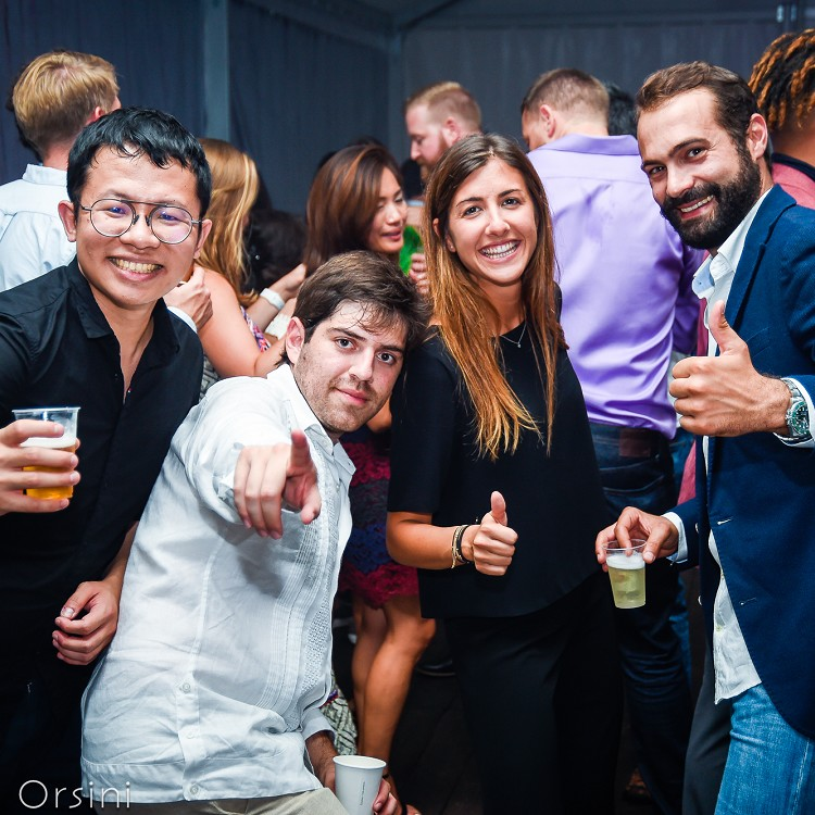 Crew Party Photogallery